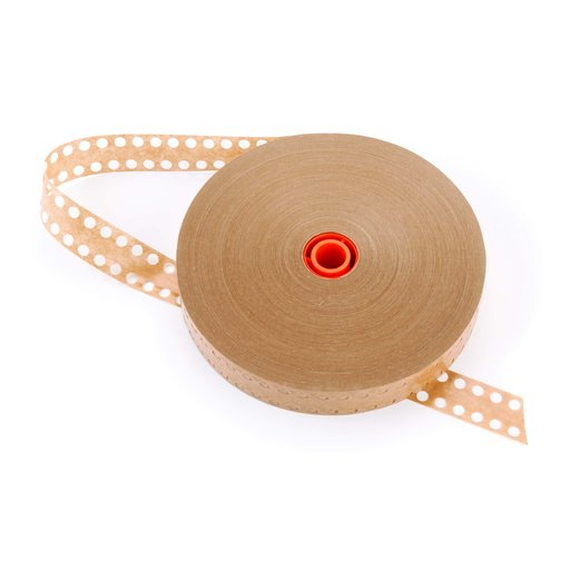"View a Larger Image of Veneer Tape, 3/4"" 2-Hole 650 ft"