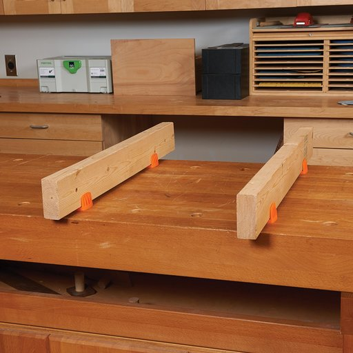 View a Larger Image of Veritas 2x4 Platform Saddles