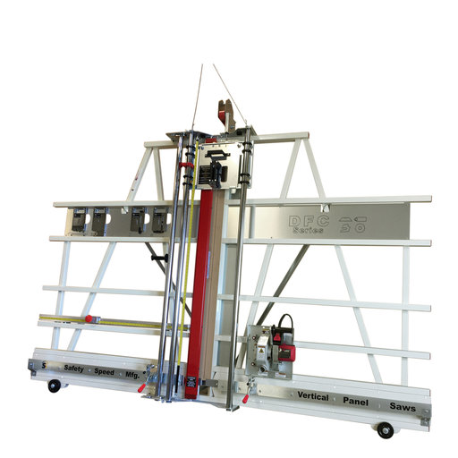 View a Larger Image of Vertical Panel Saw/Dust Free Cutter