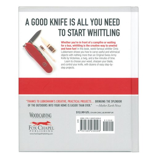 View a Larger Image of Victorinox Swiss Army Knife Whittling Gift Edition