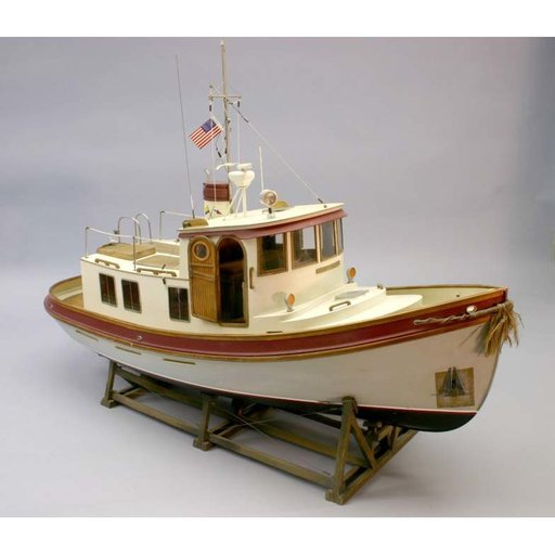 View a Larger Image of Victory Tug Boat Kit
