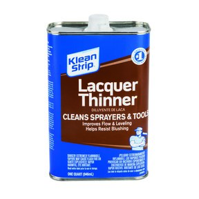 VOC Compliant Lacquer Thinner Quart