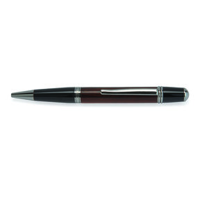 Wall Street II Ballpoint Pen Kit - Black Titanium