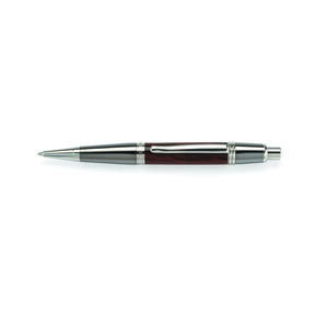 Wall Street II Click Pencil Kit - Black Titanium and Platinum