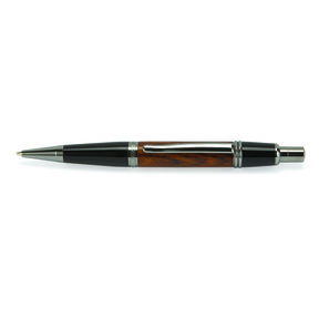 Wall Street II Click Pencil Kit - Black Titanium