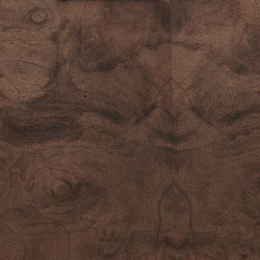 View a Larger Image of Walnut Burl 4' x 8' Veneer Sheet, 3M PSA Backed