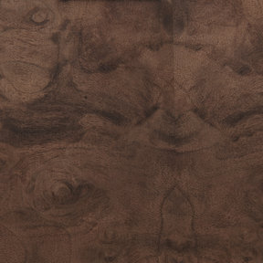 Walnut Burl Veneer Sheet 4' x 8' 2-Ply Wood on Wood