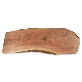 "Walnut Fancy Crotch Slab 54"" x 17-3/4"" x 2"""