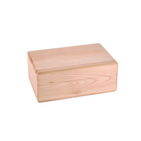Walnut Hollow Basswood Box 3.33in x 8.21in x 5.44in