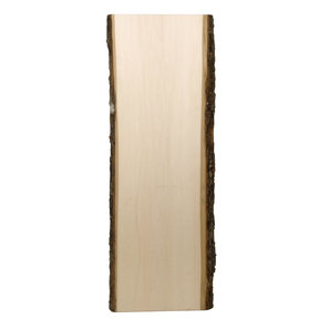 Basswood Country Plank, Extra Large