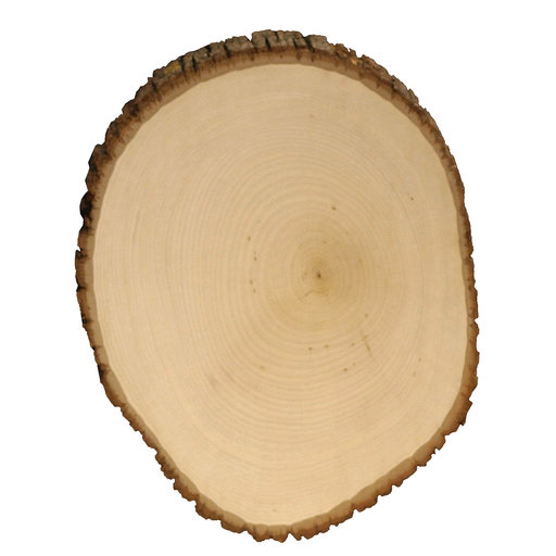 View a Larger Image of Basswood Country Round, Extra Large
