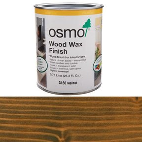 Walnut Wood Wax 3166 Solvent Based .75 l
