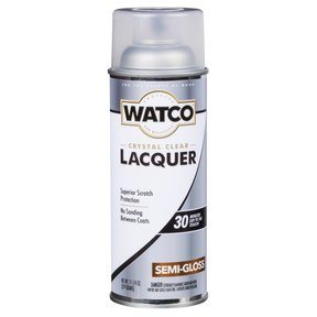 Semi-Gloss Lacquer Solvent Based Aerosol 13 oz