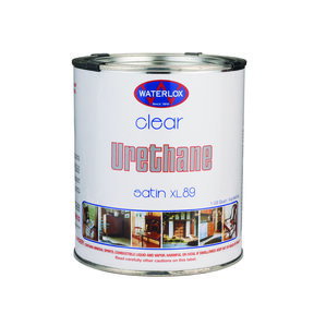 XL-89 Clear Urethane Satin Quart