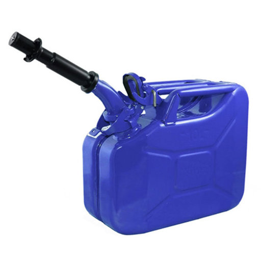 View a Larger Image of Gas Can 10 liter Blue