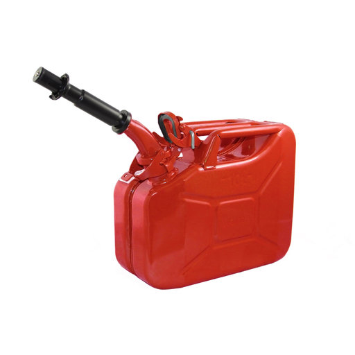 View a Larger Image of Wavian Gas can 10 liter Red