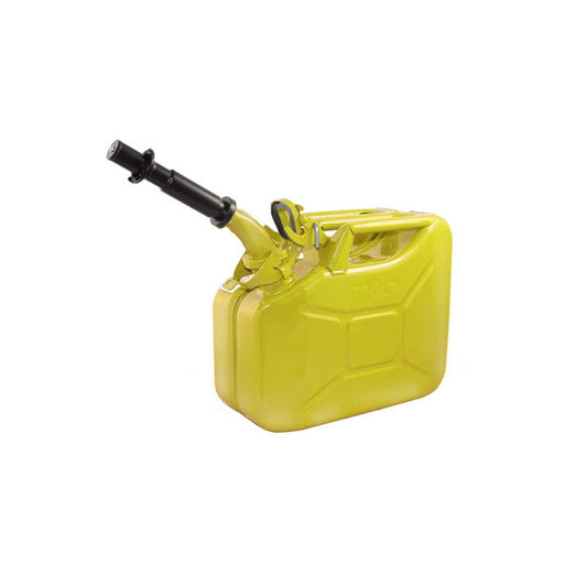 View a Larger Image of Wavian Gas can 10 liter Yellow