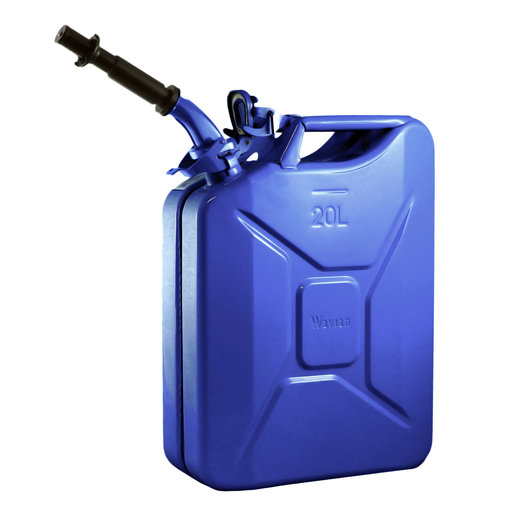 View a Larger Image of Wavian Gas can 20 liter Blue