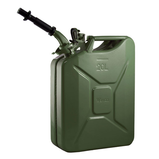View a Larger Image of Wavian Gas can 20 liter OD
