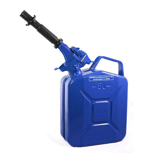 View a Larger Image of Wavian Gas can 5 liter Blue