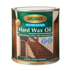 Water-Based Hard Wax Oil 1L