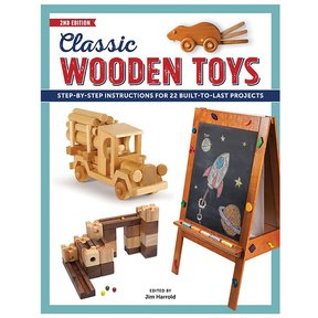 Classic Wooden Toys, 2nd Ed