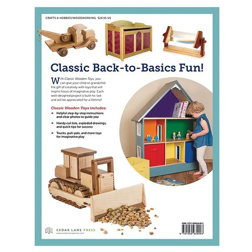 View a Larger Image of WCM Classic Wooden Toys, 2nd Ed