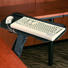 Cobra Sit-stand Keyboard Mechanism, Model 26057GS00000