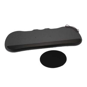 MDF Keyboard Tray with Palm Rest, Model 30151A