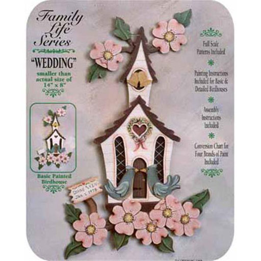 View a Larger Image of Wedding Tole Project Kit