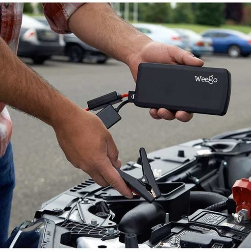 View a Larger Image of Jump Starter Battery - Heavy Duty