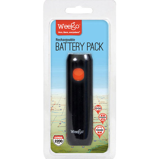 View a Larger Image of Rechargeable Battery Pack - Express 2200