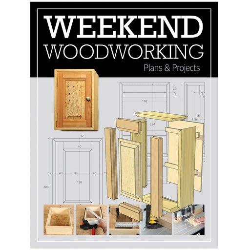 View a Larger Image of Weekend Woodworking
