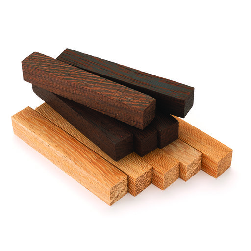 View a Larger Image of Wenge / Lati Combo Pen Blanks 10pc