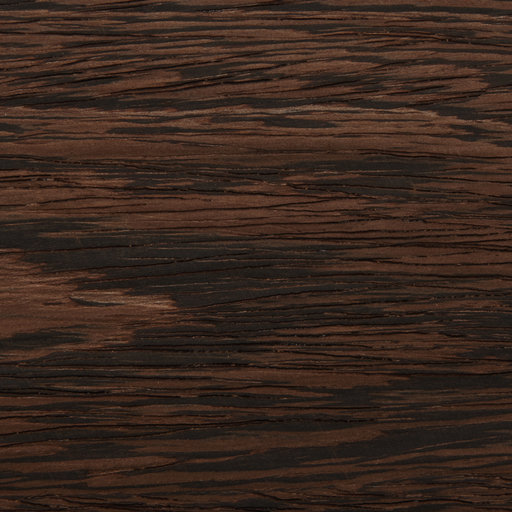 View a Larger Image of Wenge Veneer Sheet Plain Sliced 4' x 8' 2-Ply Wood on Wood