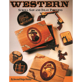 Western Scroll Saw and Inlay Patterns