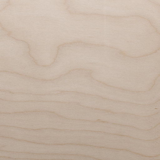View a Larger Image of White Birch Veneer Sheet Rotary Cut Whole Piece 4' x 8' 2-Ply Wood on Wood