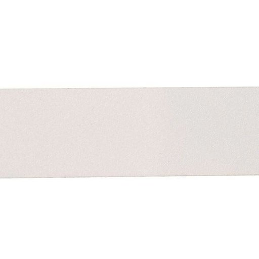 "View a Larger Image of White Melamine 13/16"" x 500' Edge Banding Non-glued"