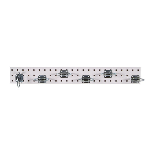 View a Larger Image of White Pneumatic Tool Pegboard Kit