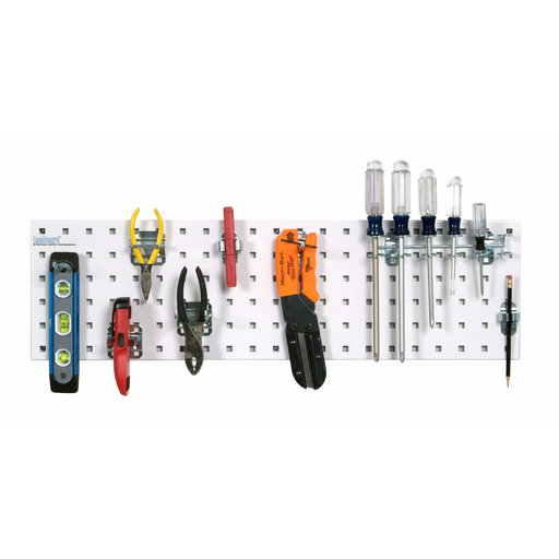 View a Larger Image of White Tool Storage Kit