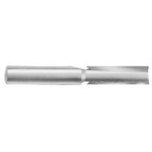 "View a Larger Image of 1041 Straight Cut Double Flute Router Bit 3/8"" D X 1-1/4"" CL 3-5/8"" OL"