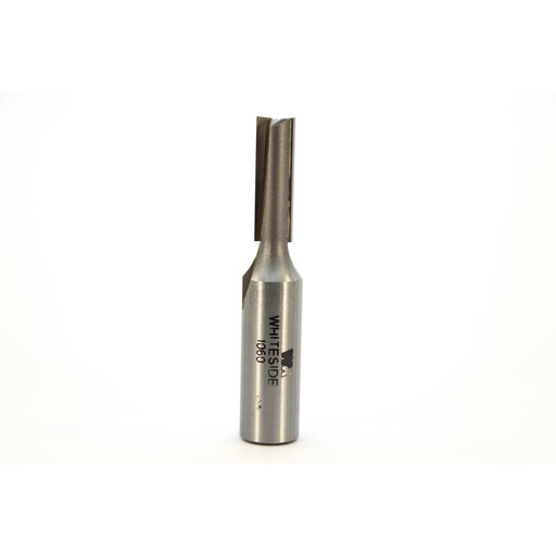 "View a Larger Image of 1060 Straight Cut Double Flute Router Bit 5/16"" D X 1"" CL 2-5/8"" OL"