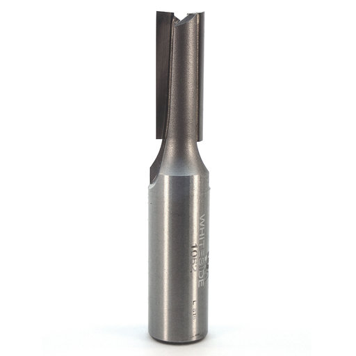 """View a Larger Image of 1062 Straight Router Bit 3/8"""" D X 1"""" CL"""