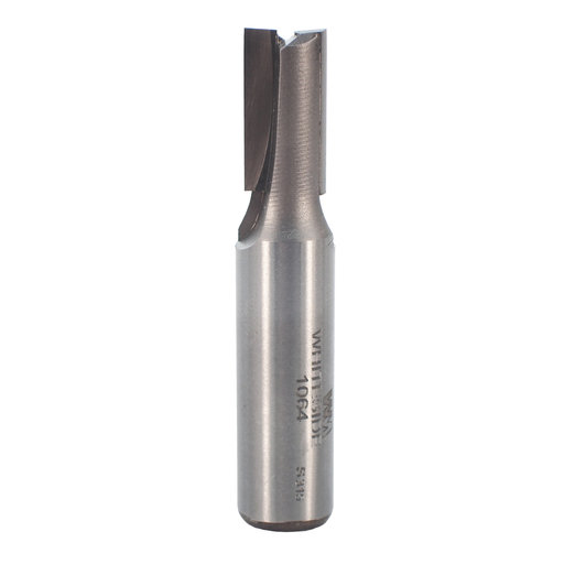 "View a Larger Image of 1064 Straight Cut Double Flute Router Bit 13/32"" D X 3/4"" CL 2-1/2"" OL"