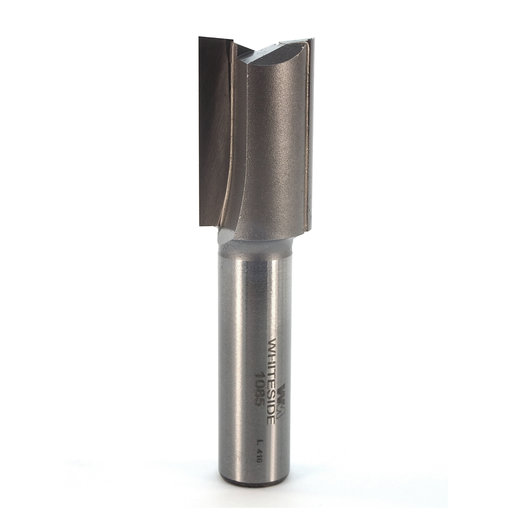 "View a Larger Image of 1085 Straight Cut Double Flute Router Bit 3/4"" D X 1-1/4"" CL 3"" OL"