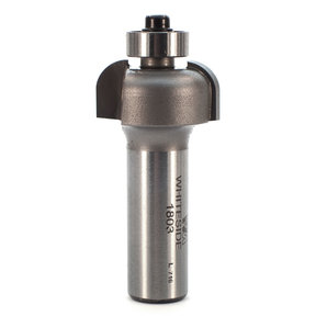 "1803 Cove Router Bit 1/2"" SH 1/4"" R X 1"" D X 1/2"" CL"