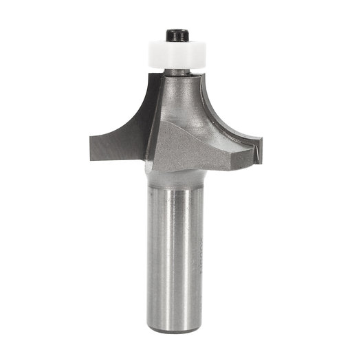"View a Larger Image of 2009N Solid Surface Round Over Router Bit 1"" M X 1/2"" R X 2-1/2"" OL"