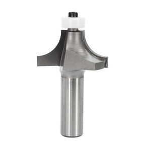 """2009N Solid Surface Round Over Router Bit 1"""" M X 1/2"""" R X 2-1/2"""" OL"""
