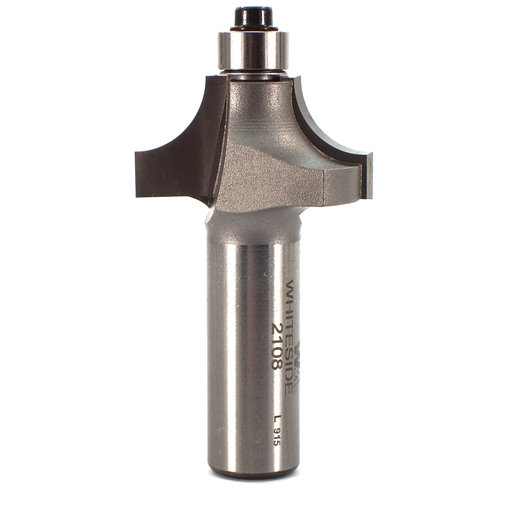 "View a Larger Image of 2108 Beading Router Bit 1/2"" SH 3/8"" R X 1-1/4"" D X 5/8"" CL"