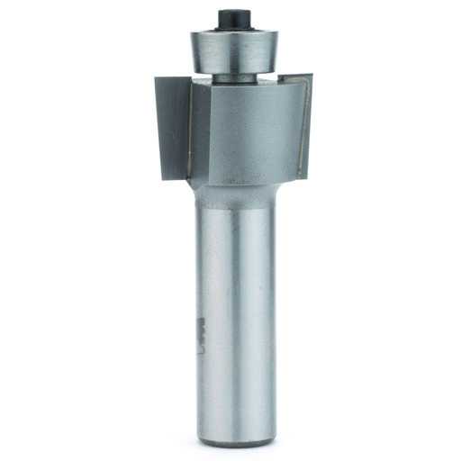 """View a Larger Image of 5 Degree Negative Taper Chair Making Router Bit 1/2"""" Shank"""